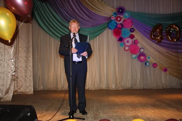 28 декабря 2018 года в Досуговом центре села Засечное Пензенского района состоялось торжественное мероприятие, посвященное 40-летию Сурского гидроузла и Пензенского водохранилища