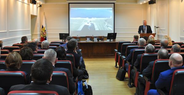 В Росводресурсах состоялось тематическое рабочее совещание с руководителями подведомственных организаций Росводресурсов по вопросу противопаводковых и водоохранных мероприятий